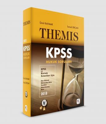 Themis KPSS Hukuk Soruları 2018