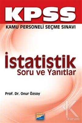 KPSS İstatistik Soru ve Yanıtlar