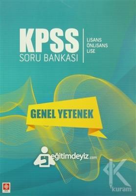 KPSS Soru Bankası Genel Yetenek
