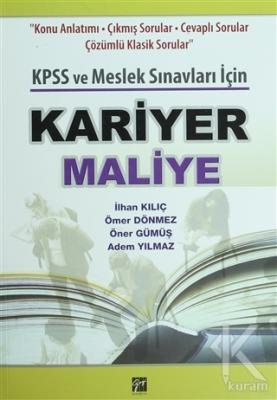 KPSS ve Meslek Sınavları İçin Kariyer Maliye