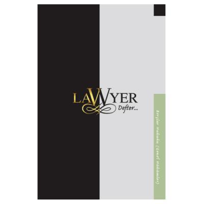 Lawyer Defter - Borçlar Hukuku (Genel Hükümler) Notlu Öğrenci Defteri