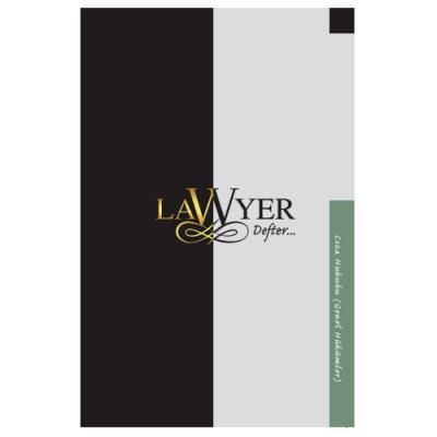 Lawyer Defter - Ceza Hukuku (Genel Hükümler) Notlu Öğrenci Defteri