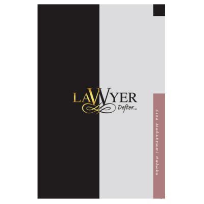 Lawyer Defter - Ceza Muhakemesi Hukuku Notlu Öğrenci Defteri