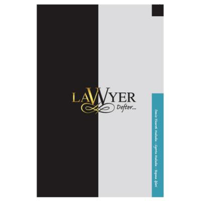 Lawyer Defter - Deniz Ticareti Hukuku, Sigorta Hukuku, Taşıma Hukuku Notlu Öğrenci Defteri