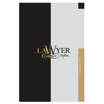 Lawyer Defter - Eşya Hukuku Notlu Öğrenci Defteri