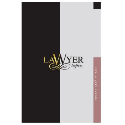 Lawyer Defter - İcra ve İflas Hukuku Notlu Öğrenci Defteri