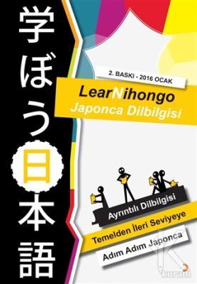 LearNihongo Japonca Dilbilgisi
