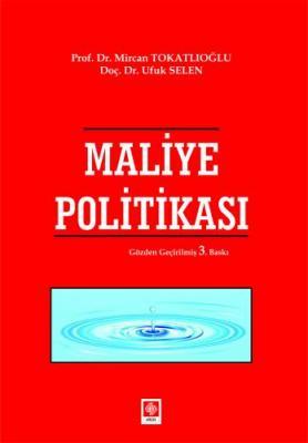 Maliye Politikası Mircan Tokatlıoğlu