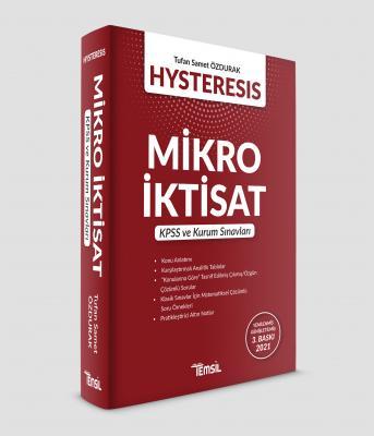 Hysteresis Mikro İktisat Tufan Samet Özdurak