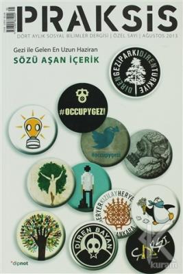Praksis Gezi Özel Sayı Ağustos 2013