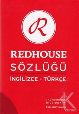 Redhouse Sözlüğü İngilizce - Türkçe (Ciltli)