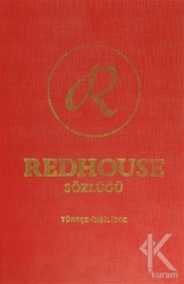 Redhouse Sözlüğü Türkçe - İngilizce (Ciltli)