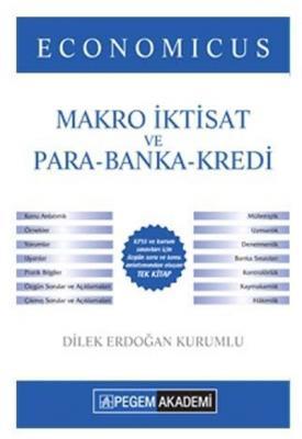 2016 KPSS A Grubu Economicus Makro İktisat ve Para-Banka-Kredi Konu An