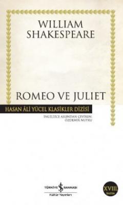 Romeo ve Juliet %20 indirimli William Shakespeare