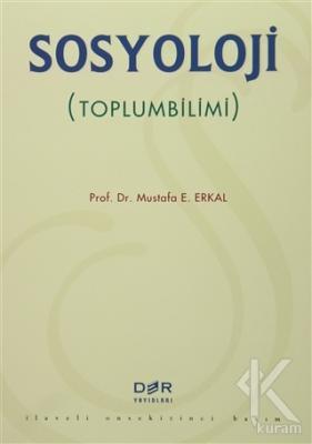 Sosyoloji (Toplumbilimi)