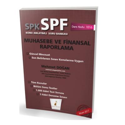 SPF Muhasebe ve Finansal Raporlama