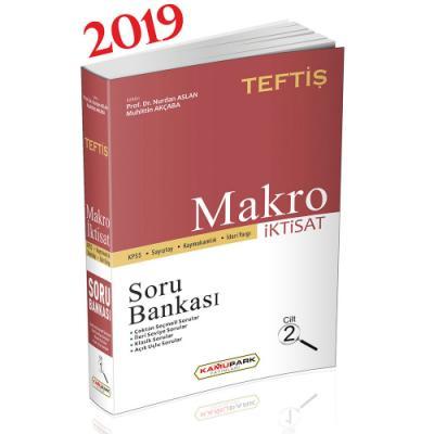 TEFTİŞ KPSS Makro İktisat Cilt 2 Soru Bankası
