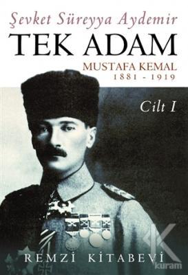 Tek Adam Cilt 1