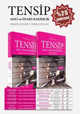 TENSİP - ADLİ VE İDARİ HAKİMLİK