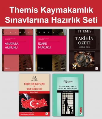 Themis Kaymakamlık Sınavına Hazırlık Seti Themis Komisyon