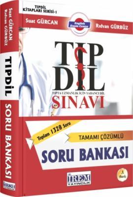 Tıp Dil Sınavı Tamamı Çözümlü Soru Bankası