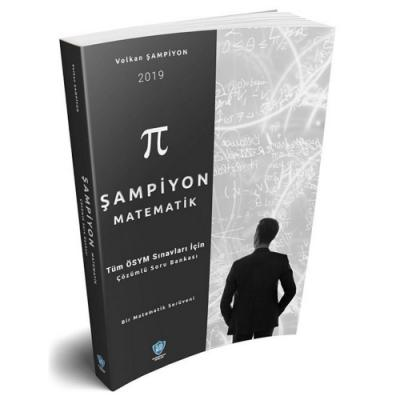 Tüm Sınavlar İçin Şampiyon Matematik Soru Bankası