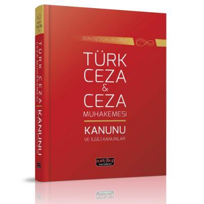 Türk Ceza Kanunu ve Ceza Muhakemesi Kanunu %22 indirimli Komisyon