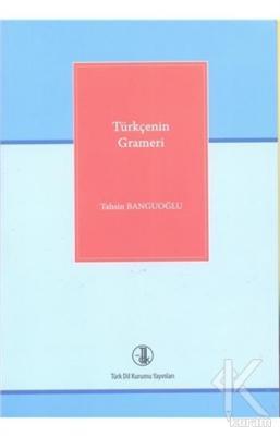 Türkçenin Grameri
