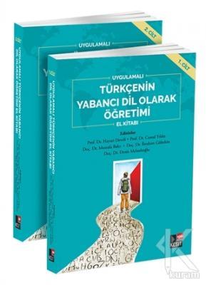 Uygulamalı Türkçenin Yabancı Dil Olarak Öğretimi El Kitabı (2 Cilt Takım)