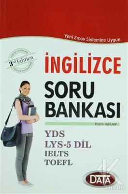 YDS-LYS -5 Dil Ielts Toefl İngilizce Soru Bankası