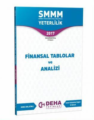 SMMM Yeterlilik Finansal Tablolar ve Analizi