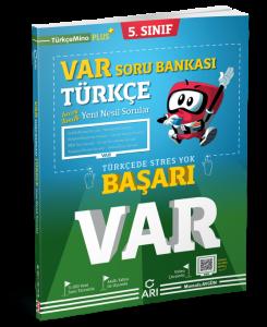 Arı Yayınları 5.Sınıf Var Türkçe Soru Bankası