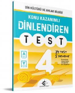 Eker Yayınları 4.Sınıf Dinlediren Test