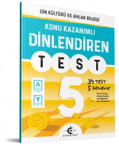 Eker Yayınları 5.Sınıf Dinlediren Test