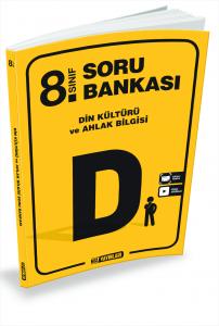 Hız Yayınları 8. Sınıf Din Kültürü Soru Bankası