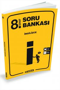 Hız Yayınları 8. Sınıf İngilizce Soru Bankası