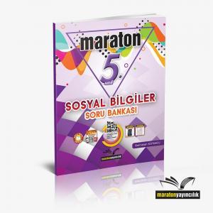 Maraton 5.Sınıf Sosyal Bilgiler Soru Bankası