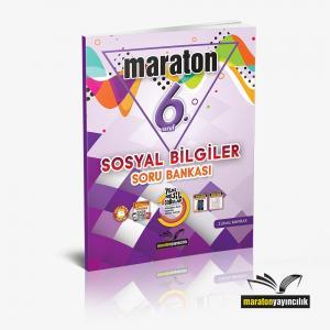 Maraton 6.Sınıf Sosyal Bilgiler Soru Bankası