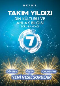 Netbil Yayınları 7. Sınıf Din Kültürü Ve Ahlak Bilgisi Takım Yıldızı Soru Bankası