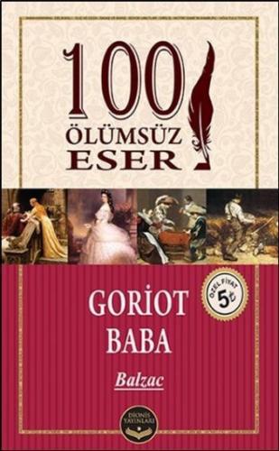 100 Ölümsüz Eser Goriot Baba