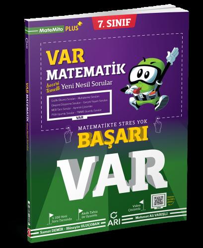 Arı Yayınları 7.Sınıf Var Matematik Soru Bankası