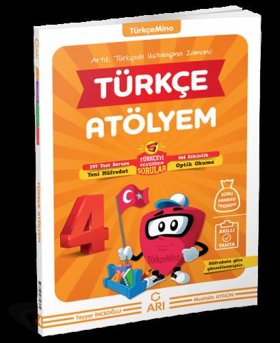 Arı Yayınları 4.Sınıf Türkçe Atölyem