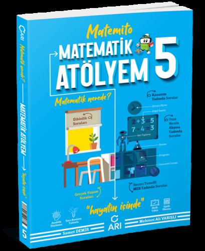 Arı Yayınları 5.Sınıf Matematik Atölyem