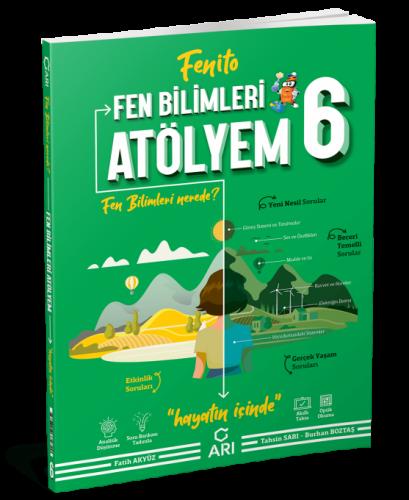 Arı Yayınları 6.Sınıf Fen Atölyem