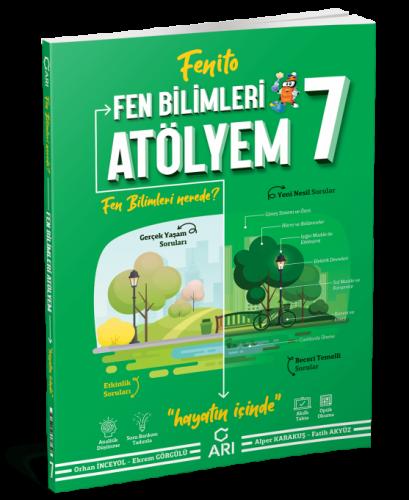 Arı Yayınları 7.Sınıf Fen Atölyem