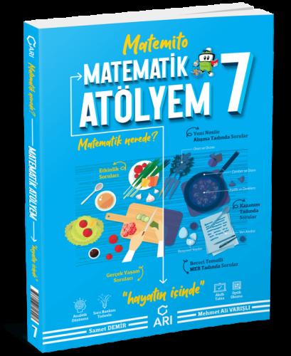Arı Yayınları 7.Sınıf Matematik Atölyem