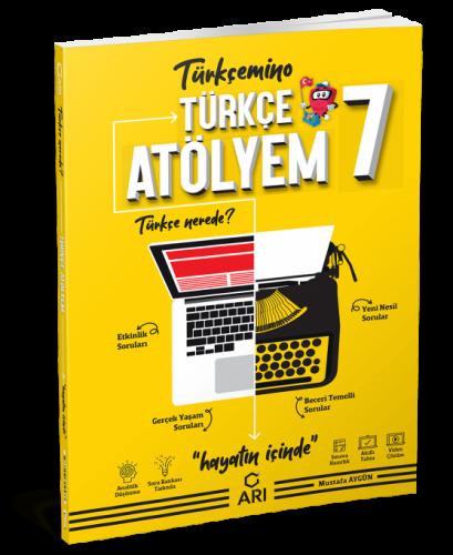 Arı Yayınları 7.Sınıf Türkçe Atölyem