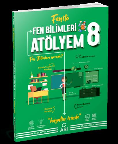 Arı Yayınları 8.Sınıf Fen Atölyem
