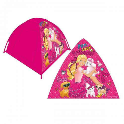 Barbie Oyun ve Kamp Çadırı