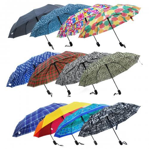Bayan Şemsiyesi 10 Tel Otomatik